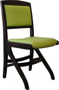chaise-assise-et-dos-garnie-appui-sur-table