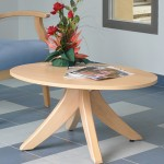 table-basse-ovale
