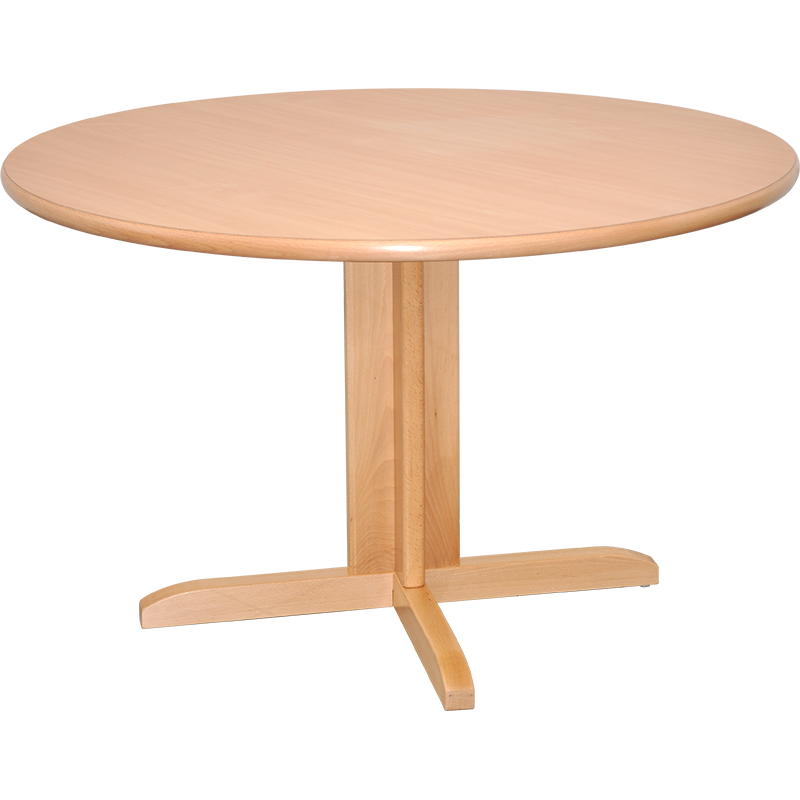 Gamme lihou ugap table pied central ets carayon - Table pied central ...