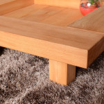 DETAIL TABLE FENG SHUI CARREE
