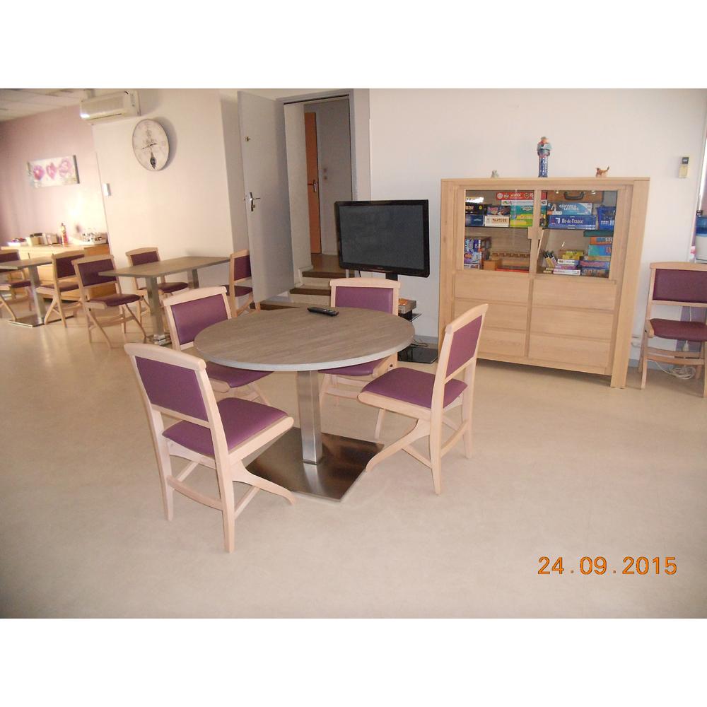 Mobilier maisons de retraite ehpad ets carayon - Salle de bain maison de retraite ...