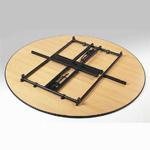 table-ronde-2-pieds-pliants-5030