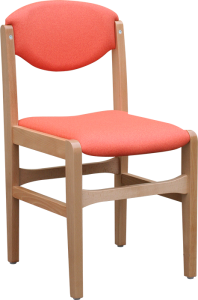 chaise-assise-et-dos-garnie-4-pieds