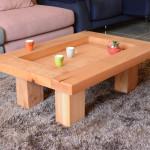 TABLE BASSE FENG SHUI